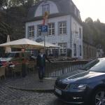 Cafe in Monschau